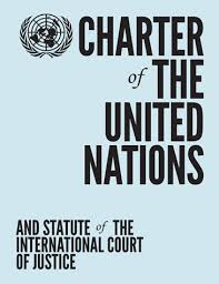 charter of the united nations united nations
