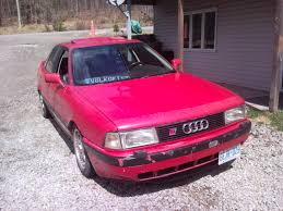 pink audi 1990 audi 90 information and photos zombiedrive