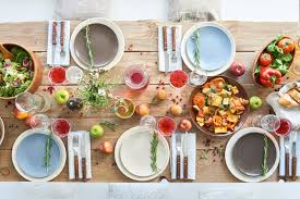 Beautiful Table Settings How To Set A Beautiful Table Tasting Table