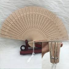 personalized folding fans for weddings back gift 50pcs lot free shipping personalized wedding favors and