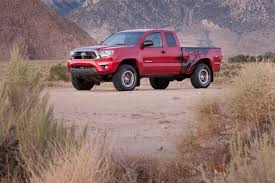 baja truck for sale new toyota tacoma trd t x baja goes on sale priced from 32 990