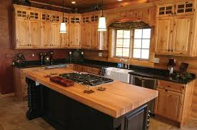 hickory kitchen cabinet hardware kitchen perfect rustic kitchen cabinet design ideas with tiled