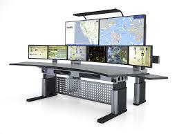 synergy consoles evosite control rooms