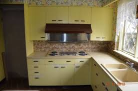 Vintage Metal Kitchen Cabinets How Much Is A Set Of Vintage St Charles Metal Kitchen Cabinets