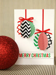 card ornaments template business template