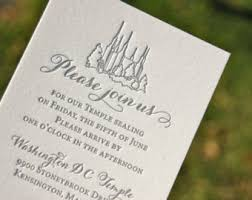 lds wedding invitations lds wedding invitations lds wedding invitations with stylish
