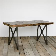 Creative Wooden Dining Table Stylish Ideas Salvaged Wood Dining Table Creative Idea Padmas