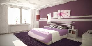 Large Purple Rugs Bedroom Entrancing Purple And Brown Bedroom Decoration Using