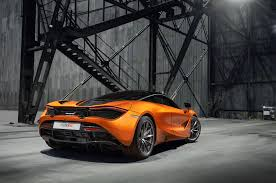 mclaren 720s 2018 mclaren 720s price specs spy shots interior engine