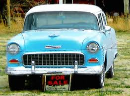 chevrolet bel air questions what is a 55 chev 210 worth