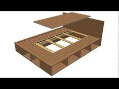 Build Your Own Platform Bed Frame Plans by Build A Wooden Bed Frame Homemade Beds Wooden Bed Frames And