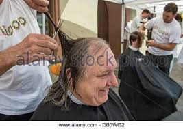 germany hair cuts an actor in the landshut wedding gets his beard cut in landshut