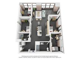 Chicago Apartment Floor Plans Affordable 1 2 3 U0026 4 Bedroom Student Apartments In Chicago Il