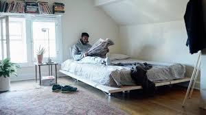 Diy Bed Frame Ideas Pretentious Idea Alternatives To Bed Frames 47 Diy Bed Frame Ideas