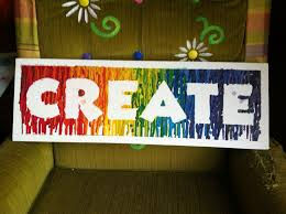home design how to do crayon art with words southwestern