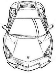 lamborghini coloring pages printable coloring