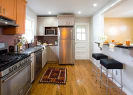 narrow kitchen island with seating 5 design ideas for kitchen islands with seating doorways magazine