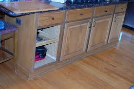 Kitchen Island Makeover Give Your Kitchen Island A Facelift And Some Legs Giddy