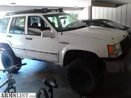 jeep grand 1995 limited armslist for sale trade lifted jeep grand limited