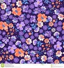 fun halloween repeating background purple floral background royalty free stock photo image 32277575