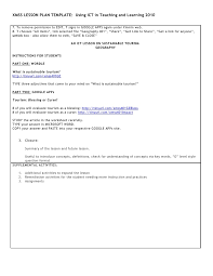 xmss ict lesson template