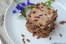 Chocolate Biscuit Cake Sri Lankan Chocolate Biscuit Pudding Peckish Me