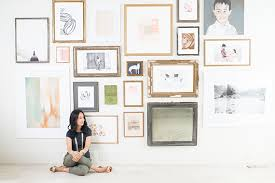 best gallery walls how to create an art gallery wall at home julep