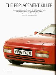 vwvortex com the archive porsche 944 turbo buyer u0027s guide
