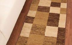 Small Runner Rug Brown Runner Rug New Small Large Wide Narrow