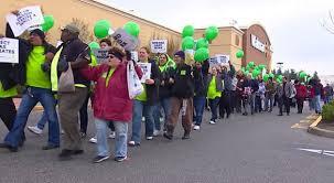 walmart black friday strike walmart workers strike target workers threaten walkout on black