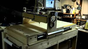 Used Woodworking Machinery Ebay by Diy 400 Cnc Machine Youtube