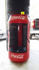Coca Cola Patio Umbrella by Best Coca Cola Fire Pit For Sale In Mobile Alabama For 2017