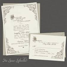 design your own wedding invitations top selection of fairy tale wedding invitations theruntime