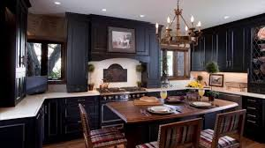 Black Paint For Kitchen Cabinets How To Paint Kitchen Cabinets Black