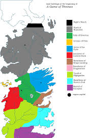 Europe Map Game by 27 Maps That Will Change How You Think About U201cgame Of Thrones U201d
