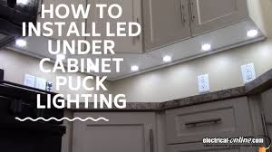 kitchen cabinet lighting canada how to install cabinet led puck lighting