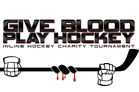 give blood play hockey choc children u0027s fundraising event