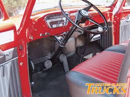 1940 Ford Pickup Interior 1955 Ford F100 Original Interior Google Search Fifties Ford