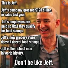 Employee Meme - fact check do employees qualify for food sts