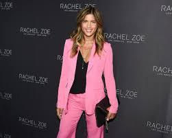 Barnes Los Angeles Rocky Barnes At Rachel Zoe See Now Buy Now Fashion Show In Los