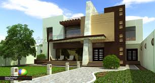 Design Villa by Fresh Modern Arabic Villa Design 5198