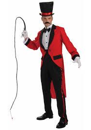 Ring Halloween Costume Ringmaster Costumes Ring Master Halloween Costume