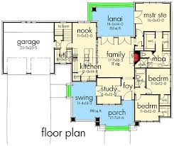 floor plans with porches 3 bedroom house plan with swing porch 16887wg architectural
