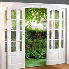 Backyard Sliding Door Sliding French Door Sliding French Doors Sliding Door And Barn