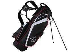 West Virginia travel golf bags images Wilson staff stand bag from american golf jpg