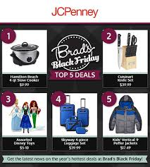 jc penney black friday 2017 ad deals and sales black