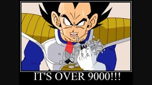 Its Over 9000 Meme - its over 9000 anime amino