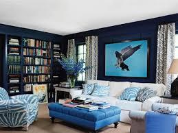 creative blue paint colors for living room design decor designs