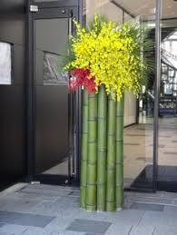 Japanese New Year Decoration Kadomatsu by Kadomatsu Traditional Japanese New Year Decoration Ikebana Y