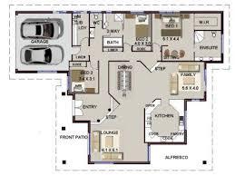 72 best 3 bedroom house plans images on pinterest elevation plan